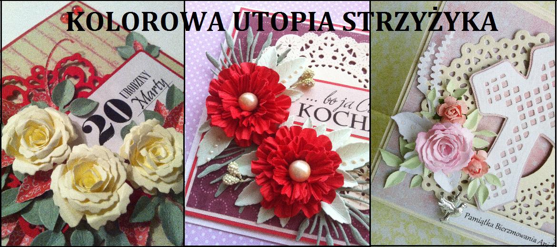 Kolorowa Utopia Strzyżyka