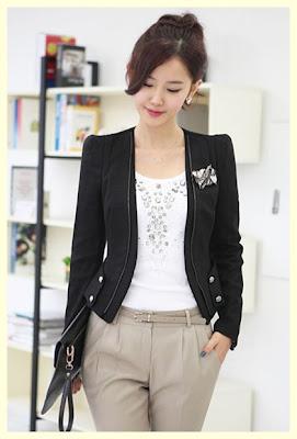 Trend Fashion Baju iKerjai iWanitai Terbaru 2014 Yang