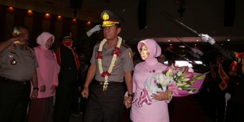 Sutarman Tolak Tawaran Jabatan dari Jokowi