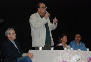 Secretário de Cultura, Ronaldo Fialho, elogia o trabalho feito pela Soarte