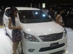 MOBIL TOYOTA  GRAND NEW INNOVA