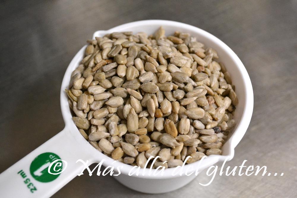 mantequilla de semillas de girasol