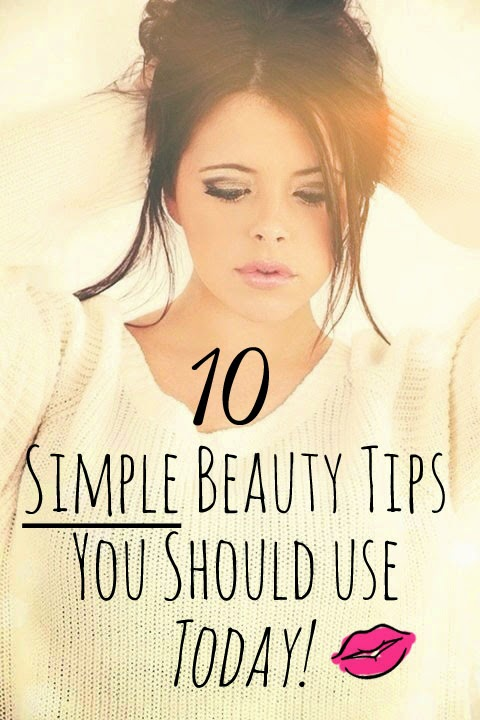 Visit here to get all 10 simple beauty tips