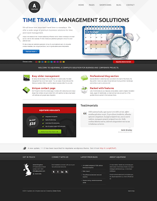 Themeforest Aquitaine Business Themes