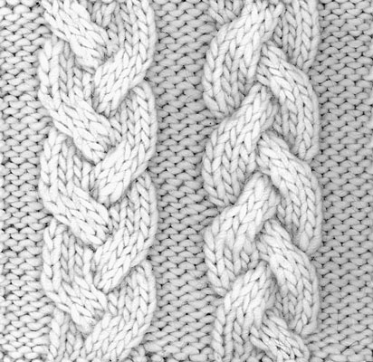Knitting Cable Stitch How To Do It : Carli Knits: Carlis technique reviews