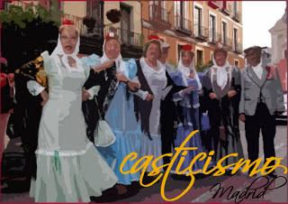 San Isidro labrador, obrero y español