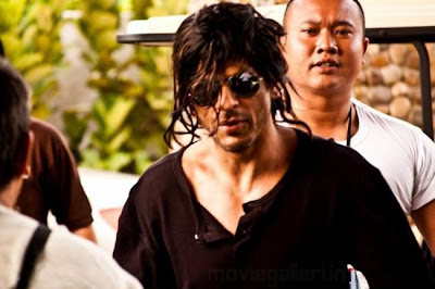 shahrukh khan new look in don 2 stills