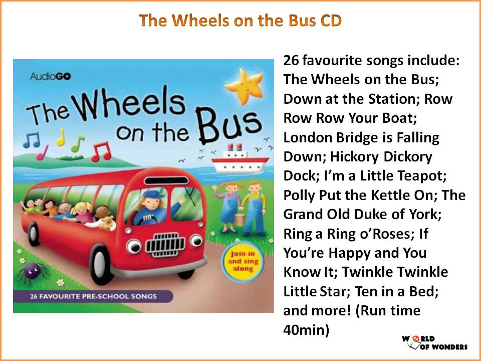 2 The Wheels On Bus 3 Incy Wincy Spider 4 Pat A Cake 5 Sing Song Of Sixpence 6 50 Favourite Nursery Rhymes 7 This Little Piggy