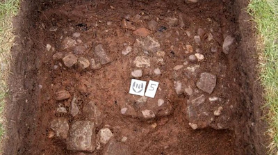 Traces of 'lost village' found in Nottinghamshire