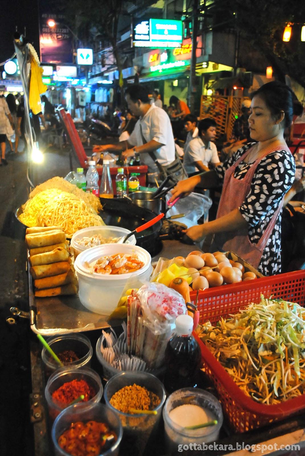 Life as you make it bangkok thailand street food for Cuisine bangkok