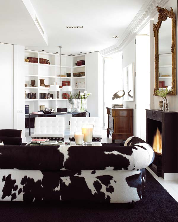 Living Room Decorating And Designs By Tina Barclay: Signed By Tina: Black + White