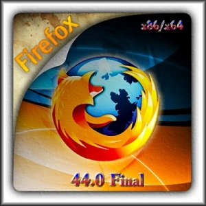 Download Mozilla Firefox 44.0 Final Portable
