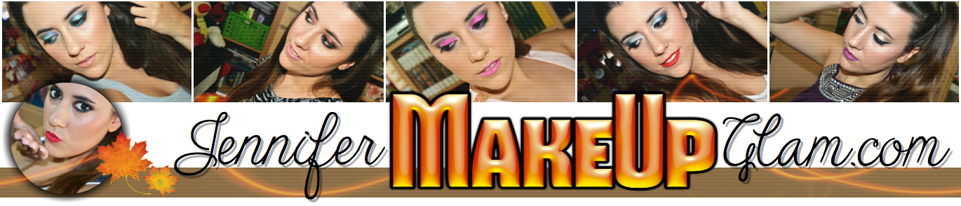 ♥ Jennifer Make Up Glam ♥
