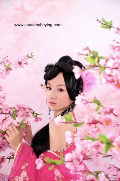 姑娘你在我心上 (gū niang nǐ zài wǒ xīn shàng) Lady, you are in my heart