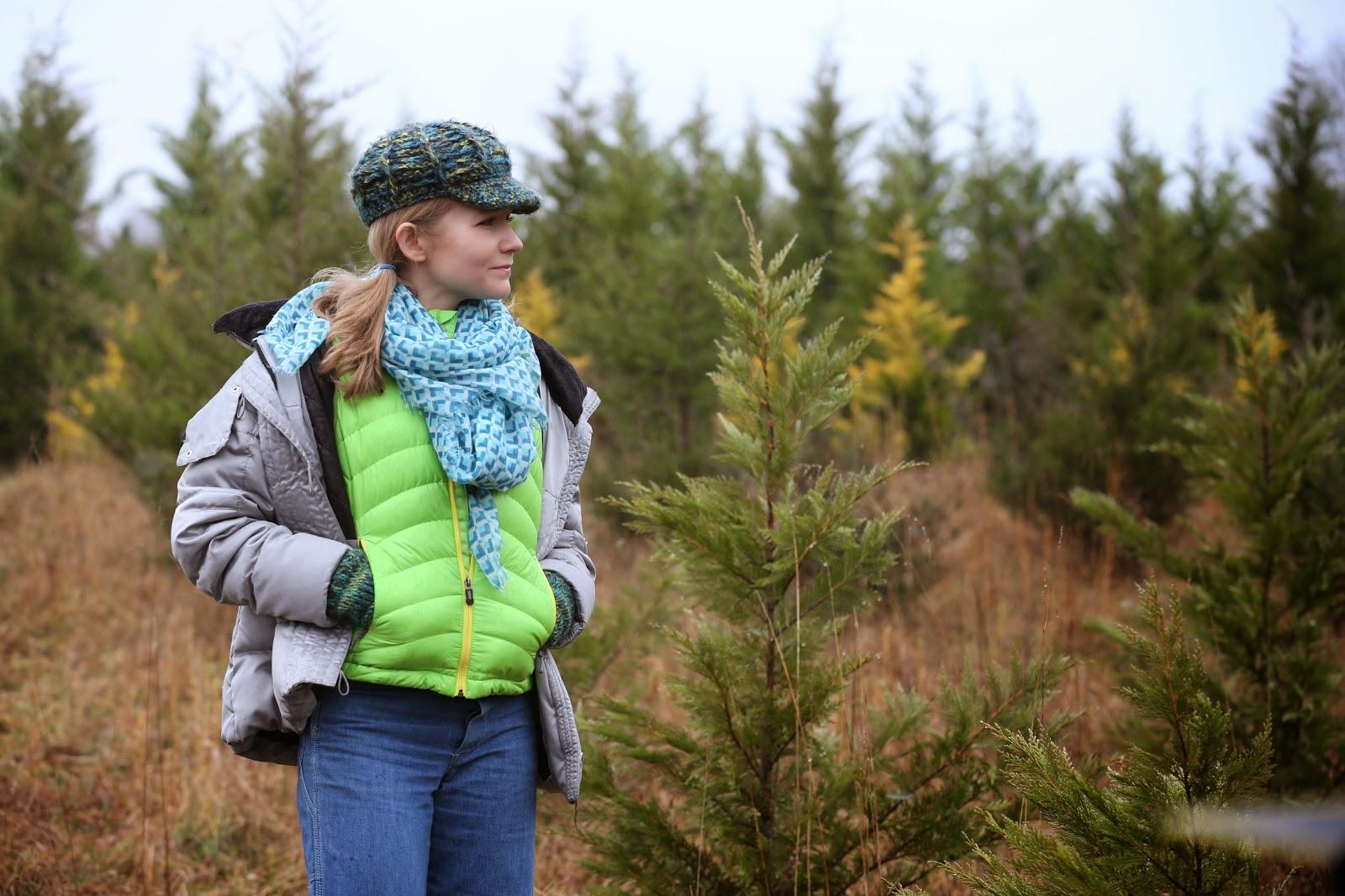 charleene closshey as evie lee - An Evergreen Christmas