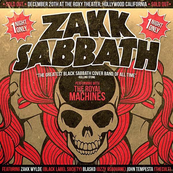 Zakk Sabbath - Zakk Wylde