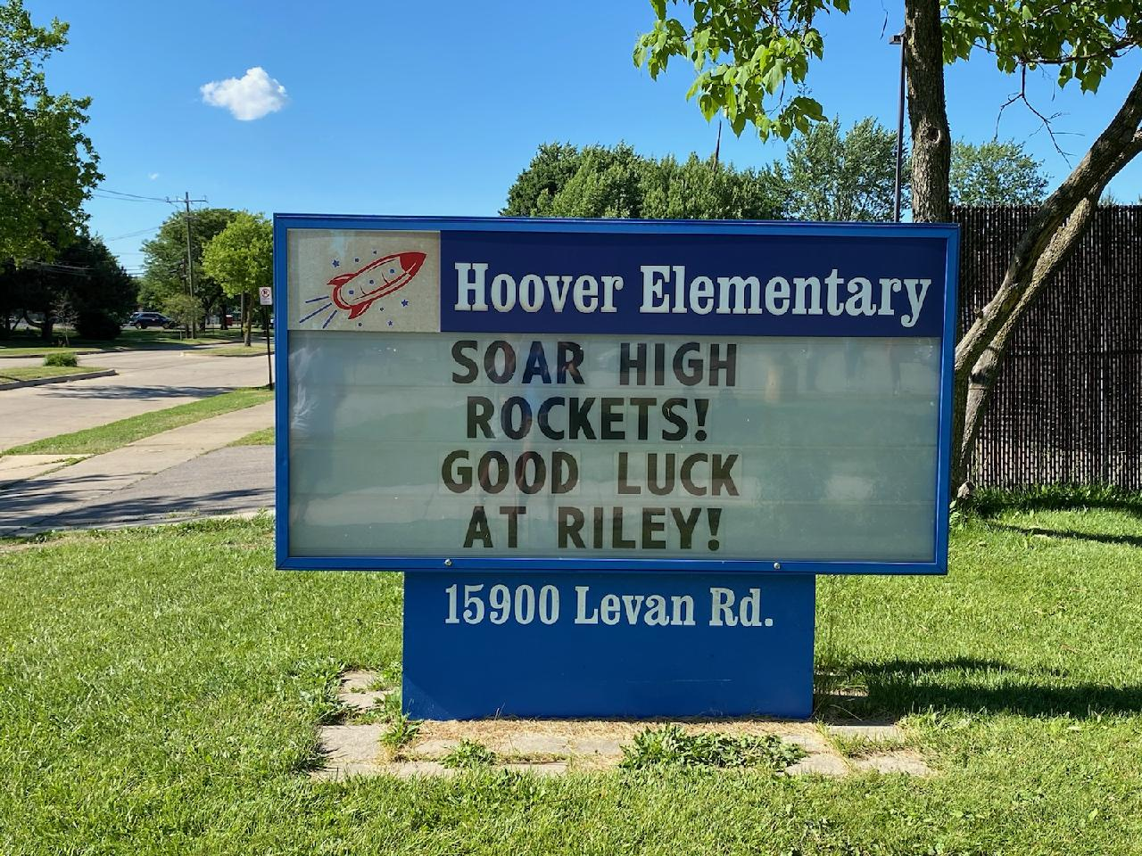 Soar High Rockets!