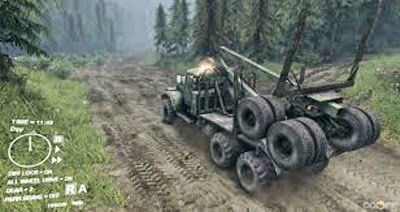 Spintires [Build 16.01.15 v1] (2014) PC | RePack от R.G. Freedom