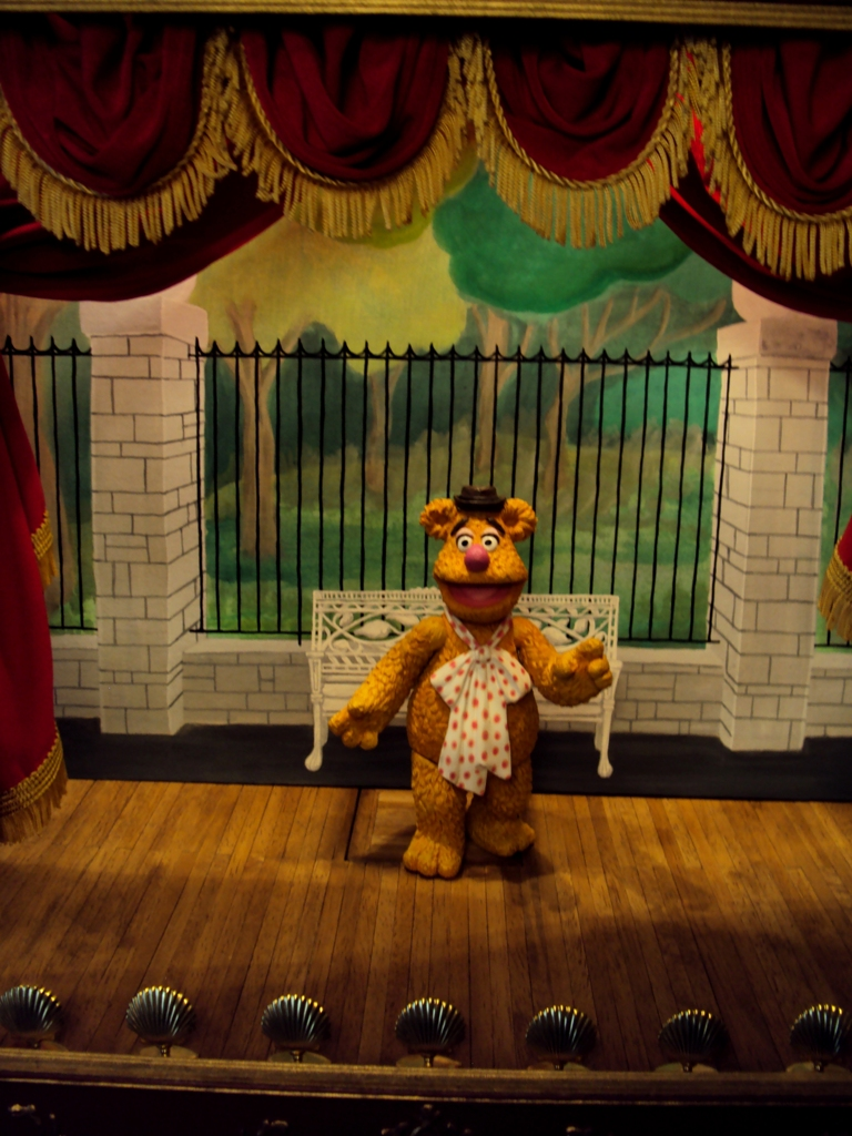 lance cardinal creative blog  fozzie bear backdrop