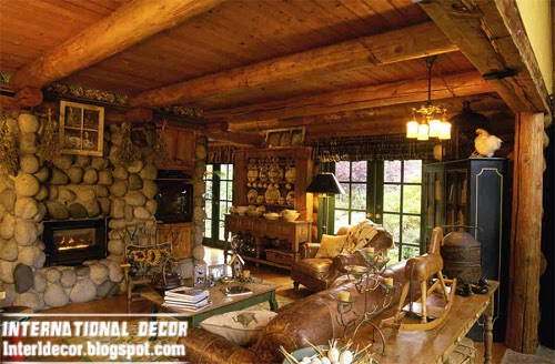 Interior Design 2014: Country style living room 2014, country ...