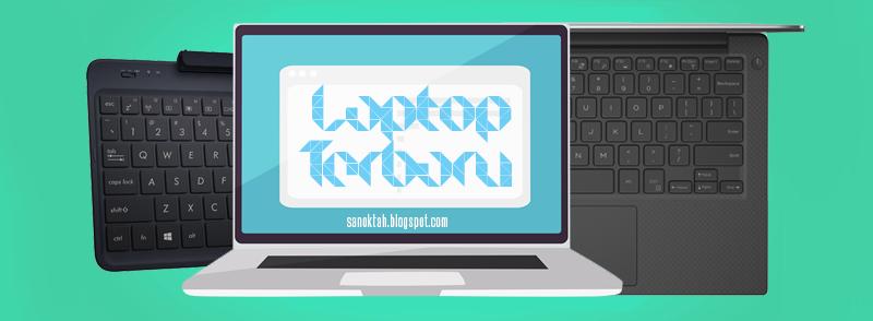 Senarai Laptop Terbaru 2015