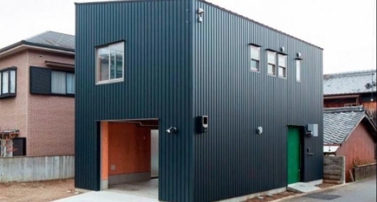 Planos de casas: plano de casa de campo