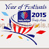 Malaysia Year of Festivals 2015 Logo