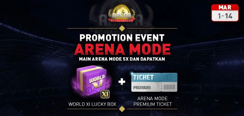 Arena Mode Fifa Online 3 Indonesia