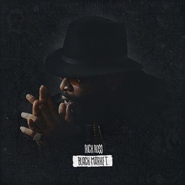 Rick Ross - One Of Us (Feat. Nas)