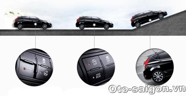 Xe Hyundai Accent Hatchback 5 cua 2014 25 Xe Hyundai Accent Hatchback 5 cửa 2014