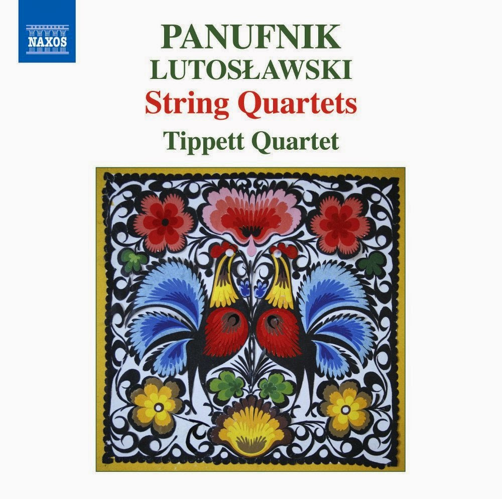 Panufnik and Lutoslawski quartets