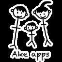 Ake apps' logo