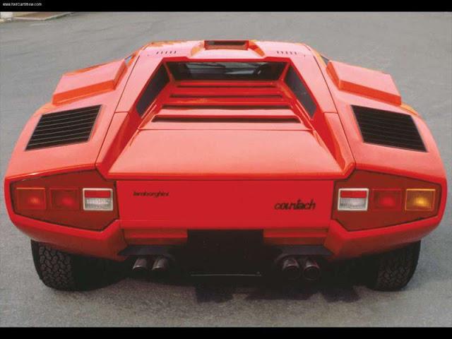 Lamborghini Countach LP 400 (1973)