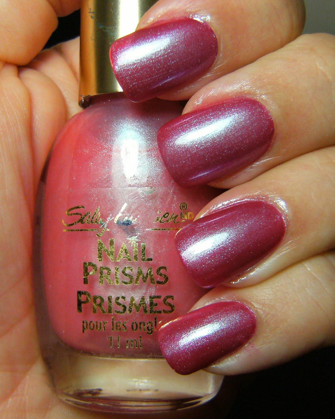 Sally Hansen Nail Prisms