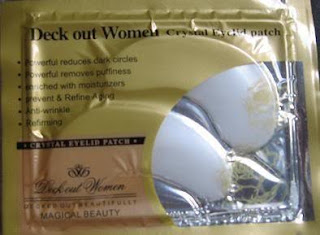 Crystal Collagen Eye  Deck Out Women