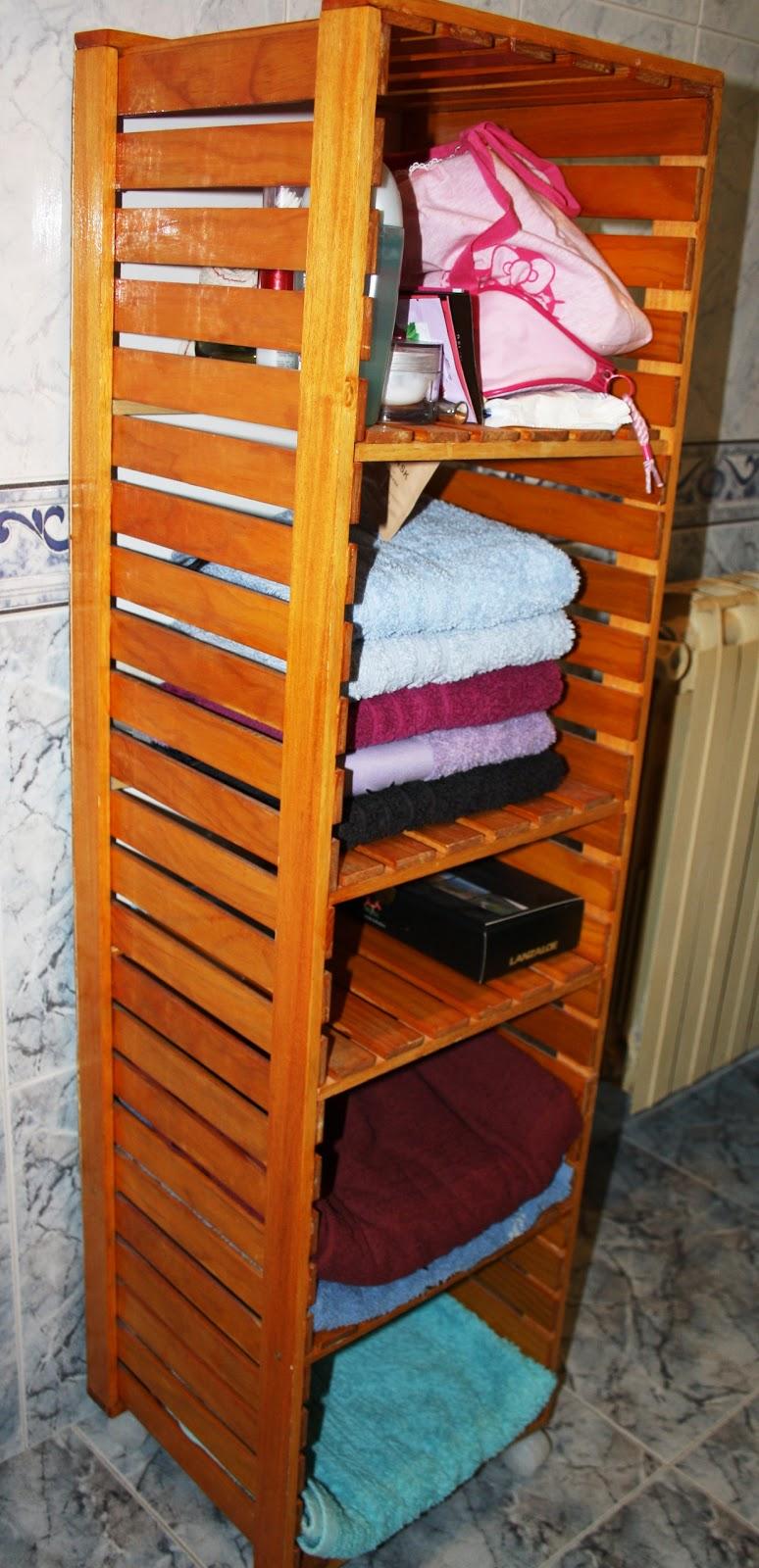 Adrianarte1 mueble toallas - Mueble para toallas ...