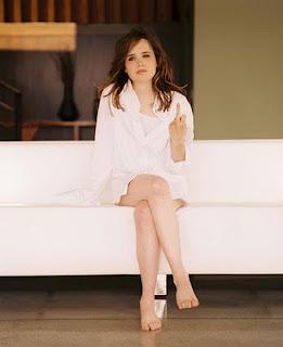 Ellen Page Hot