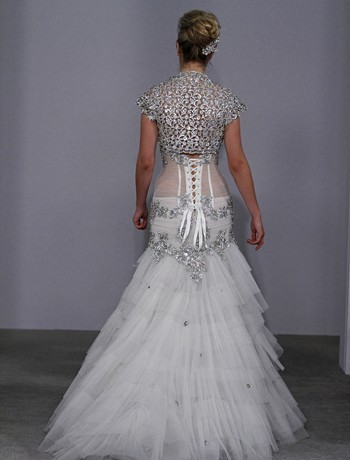 Panina Wedding Dress Designer 79 Cool How many bows can