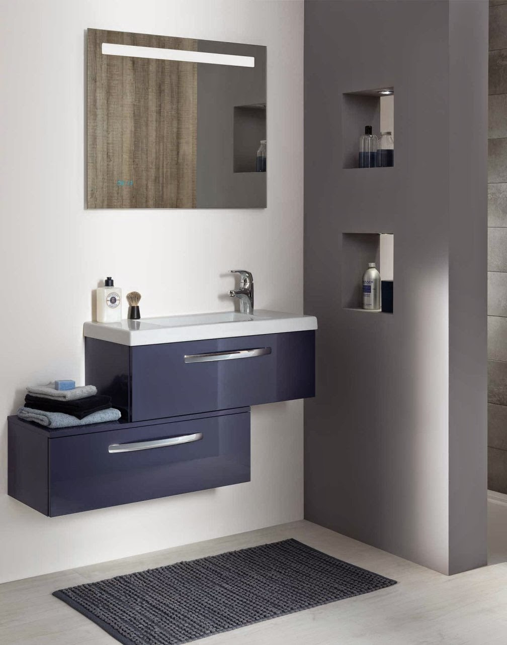aqualys burdin bossert prolians besancon meuble de salle de bain italik sanijura. Black Bedroom Furniture Sets. Home Design Ideas