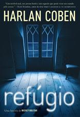Capa do livro Refúgio, de Harlan Coben