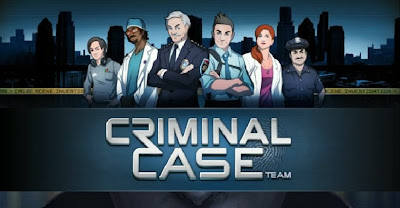 Criminal Case, Most Popular Games on Facebook in 2013