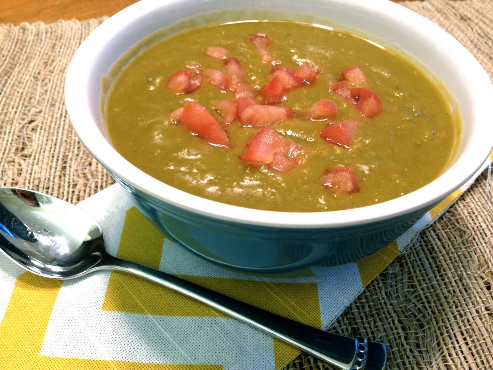 ... , Fresh and mostly Veggie: Crock Pot Vegan Split Pea and Potato Soup