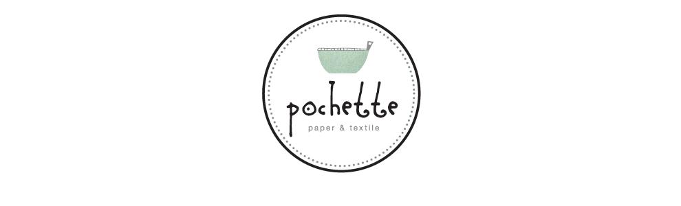 pochette | paper&textile