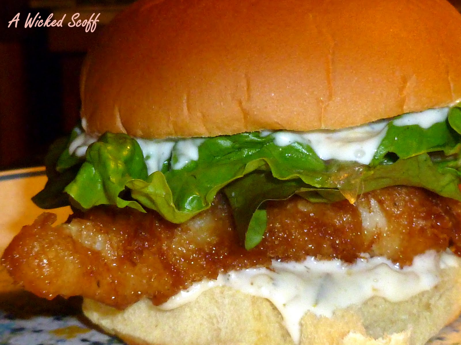 A wicked scoff newfoundland food and recipes with new for Fish sandwich recipe
