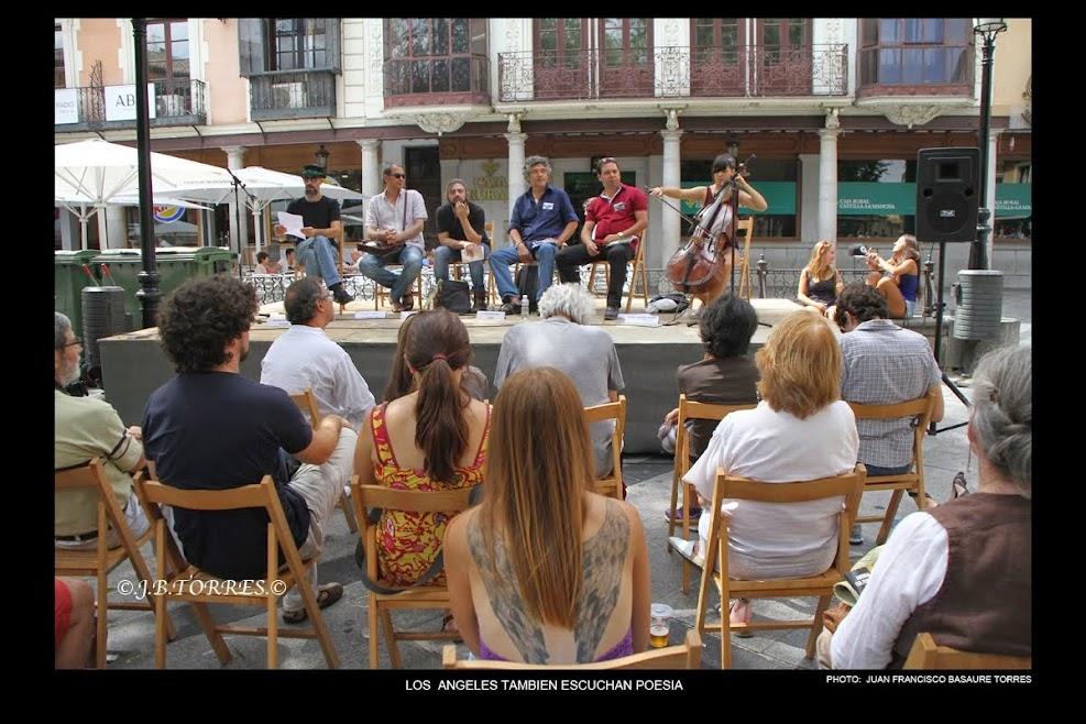 Festival Voix Vives Toledo ESPANA, 2014 (Patricio SANCHEZ)