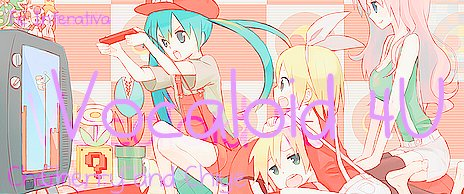Vocaloid 4U