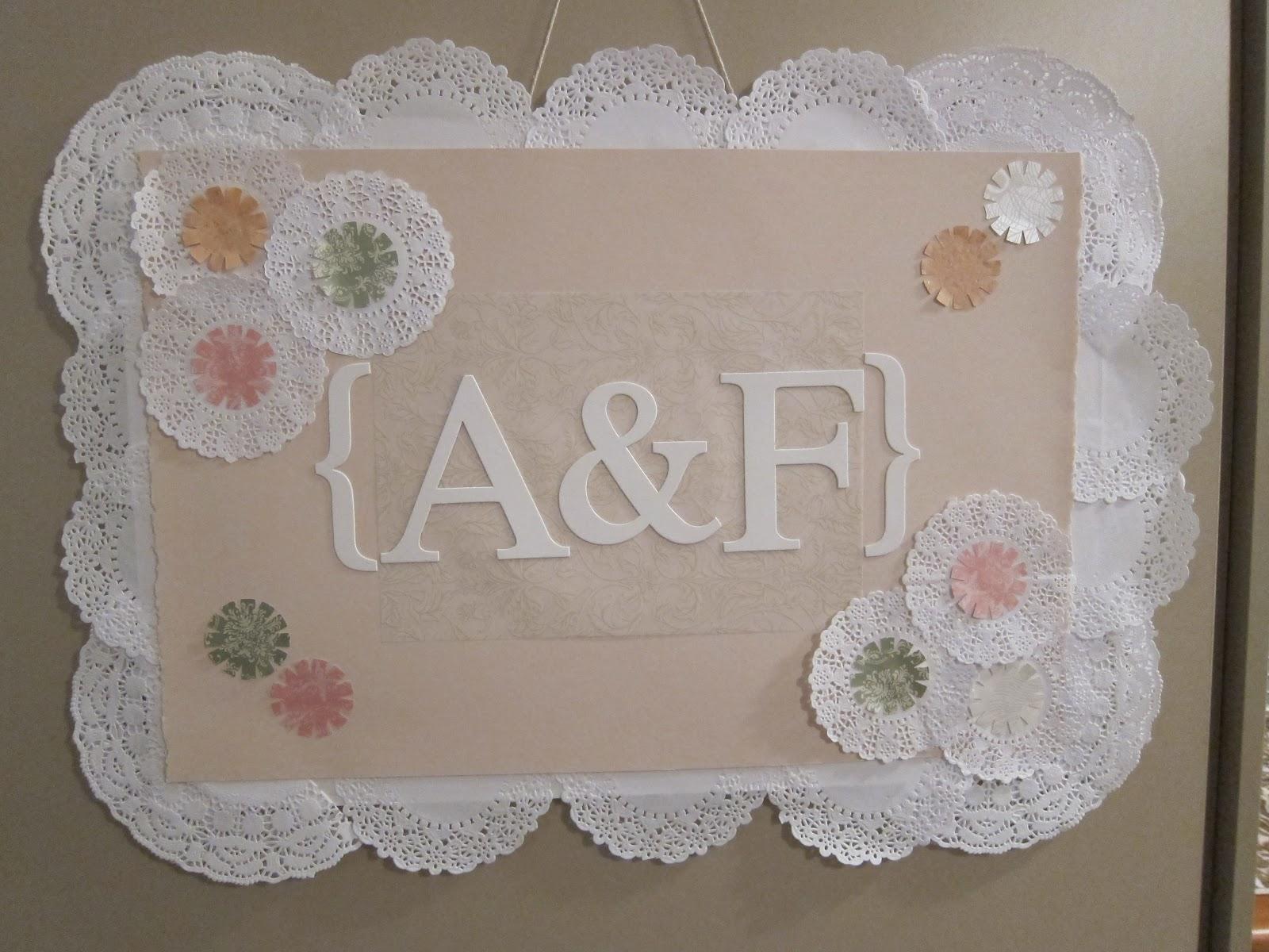 Crafty Claudes Blog Wedding Decorations