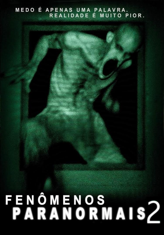 Fenômenos Paranormais 2 – Legendado (2012)