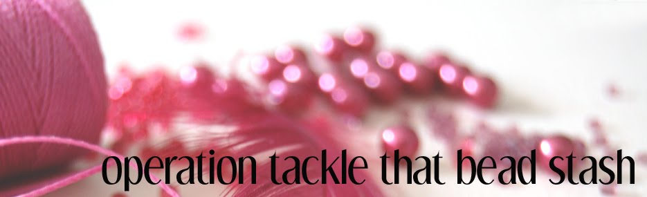 Operation Tackle That Bead Stash!