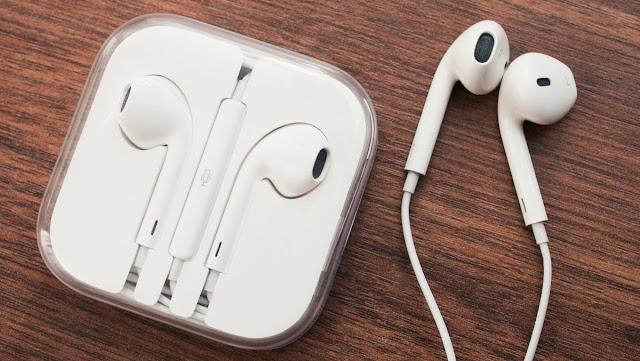 Mais pensamentos sobre fone de ouvido da Apple